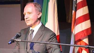 السفير الإيطالي لدى الولايات المتحدة الأمريكية أرماندو فاريكيو