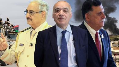 فائز السراج - غسان سلامة - خليفة حفتر - الجيش الوطني - اشتباكات طرابلس