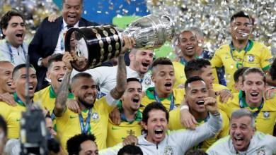 البرازيل بطلة لأميركا الجنوبية لتاسع مرة في تاريخها
