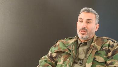 اللواء علي القطعاني - آمر اللواء 73 مشاة