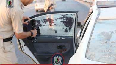 مديرية أمن بنغازي يعزز تواجده الأمني داخل المدينة