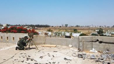 هدوء حذر في طرابلس- الصورة إرشيفية
