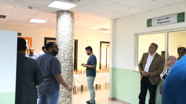 افتتاح مقر العيادات الخارجية التخصصية بمستشفى الوحدة - درنة.MOV_snapshot_02.03_[2019.09.16_16.16.42]