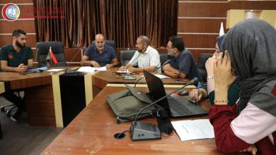 لجنة لائحة المرتبات بالمركز الوطني لمكافحة الأمراض تعقد أولى اجتماعاتها