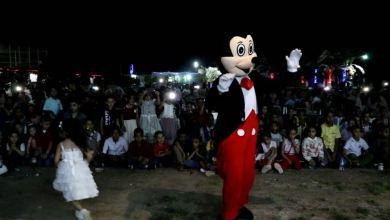 """احتفالية """"السراج المنير"""" في جالو ، بالعام الدراسي الجديد 2019-2020"""