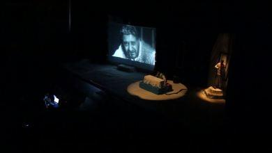 عرض أول في شحات لمسرحية ذات مساء للكاتب عبدالعزيز الزني ومن إخراج حسن ميكائيل