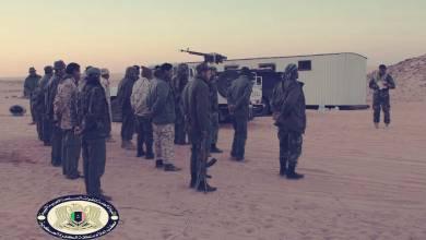 منطقة الكفرة العسكرية-صورة إرشيفية