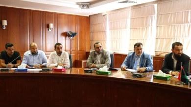 مالية الوفاق تواصل اجتماعات مناقشة ميزانية 2020