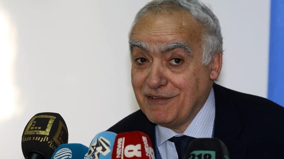 الدكتور غسان سلامة - المبعوث الأممي لليبيا