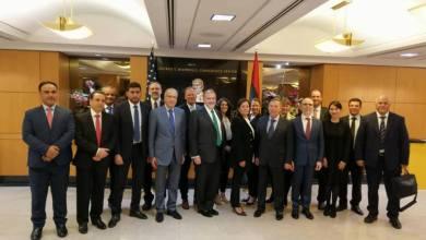 اجتماع المؤسسة الوطنية للنفط ومصرف ليبيا المركزي في واشنطن