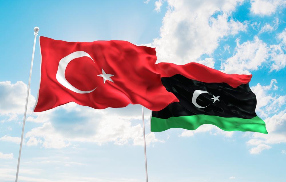 ليبيا - تركيا