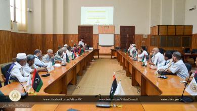 بلدية زليتن تنظم المؤتمر المجتمعي الخاص بمناقشة ميزانية المواطن لسنة 2020