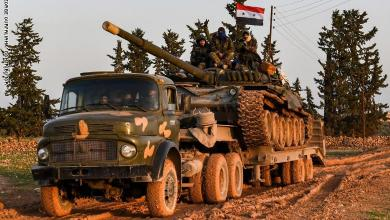 الأكراد يتفقون معع دمشق وموسكو لانتشار الجيش السوري بالمنطقة الحدودية مع تركيا