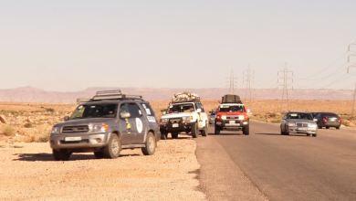 انطلاق رحلة شبابية ليبية من الزنتان إلى داكار عبر أربع دول شمال أفريقية