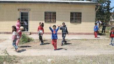 اللجنة الوطنية لحقوق الإنسان بليبيا تقرع جرس الخطر لمصير أطفال ليبيا المتضررين من الاشتباكات حول طرابلس