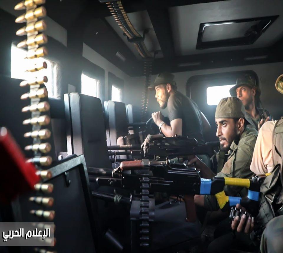 تقدمات كبيرة للجيش الوطني في كافة محاور العمليات بطرابلس
