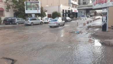 بلدية طرابلس تكشف سبب تسرّب المياه في المدنية