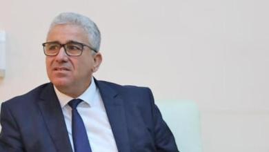 وزير الداخلية في حكومة الوفاق فتحي باشاغا