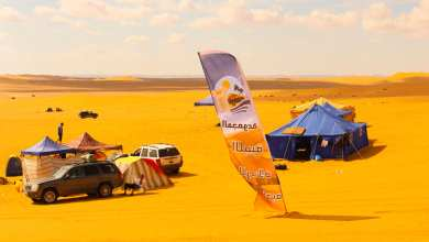 رالي تي تي الصحراوي بودان - تصوير فرج الذيب
