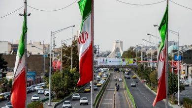"""احتجاجات في إيران تندد برفع سعر المحروقات- """"صورة أرشيفية"""""""