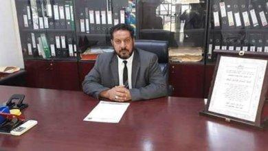 النقيب العام لمعلمي ليبيا عبدالنبي النف