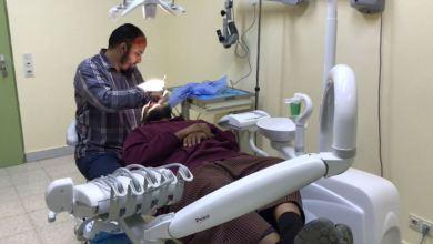 غدامس .. وصول قافلة طبية تطوعية جديدة لعلاج الأسنان والأمراض الجلدية