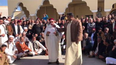 احتجاجات المدن الليبية ضد اتفاقية السراج وتركيا وتصريحات أردوغان
