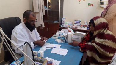 وفد طبي لعلاج الحالات في بلدية بنت بية