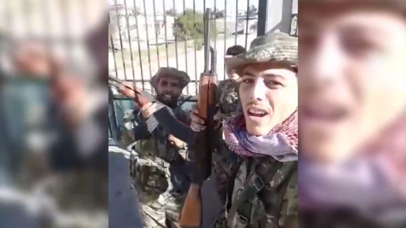 فيديوهات من طرابلس تظهر مقاتلين سوريين تابعين لتركيا