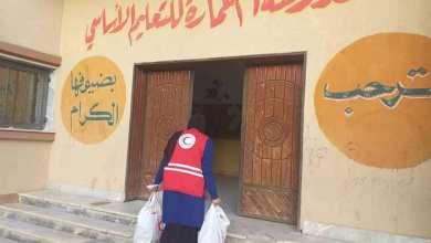 الهلال الأحمر طرابلس يواصل عطائه الإنساني