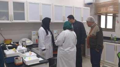 صحة المؤقتة تتفقد سير العمل بالمستشفي الليبي الطبي بنغازي