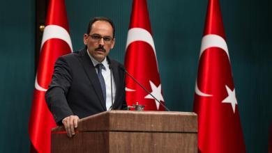 المتحدث باسم الرئاسة التركية إبراهيم قالن- إرشيفية