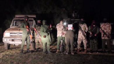 بيان لقوة عسكرية من مدينة الخمس تعلن جاهزيتها للحرب مع الجيش الوطني