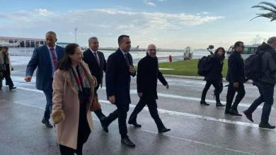 دي مايو يصل تونس لبحث الملف الليبي