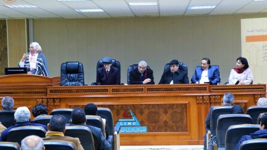 التكتل المدني ينظم ندوة حول ظاهرة الفساد المالي والإداري في ليبيا