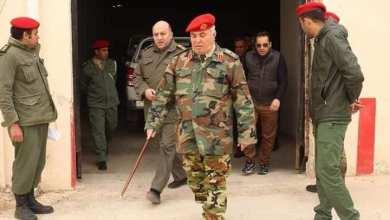 اللواء الركن عبد الله الهمالي