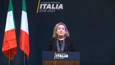 وزير الخارجية في الحكومة الإيطالية إيمانويلا ديل ري