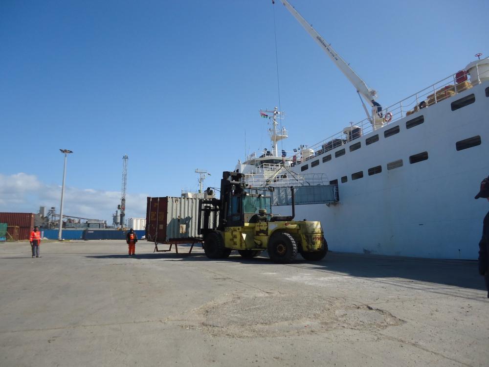 ميناء طرابلس- إرشيفية