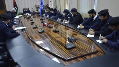 مدير أمن طرابلس يشدد على ضرورة الالتزام بالقواعد القانونية والعقابية