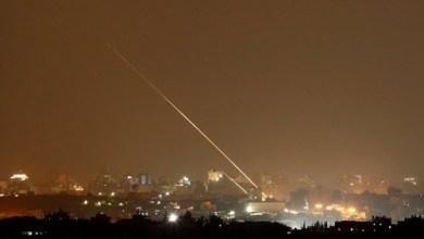 """غارات """"إسرائيلية"""" على قطاع غزة بــ فلسطين"""