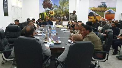 تمنهنت .. مساعي الحكومة الليبية لحل مختنقات الجنوب