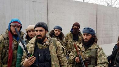 مقاتلين سوريين - ارشيفية