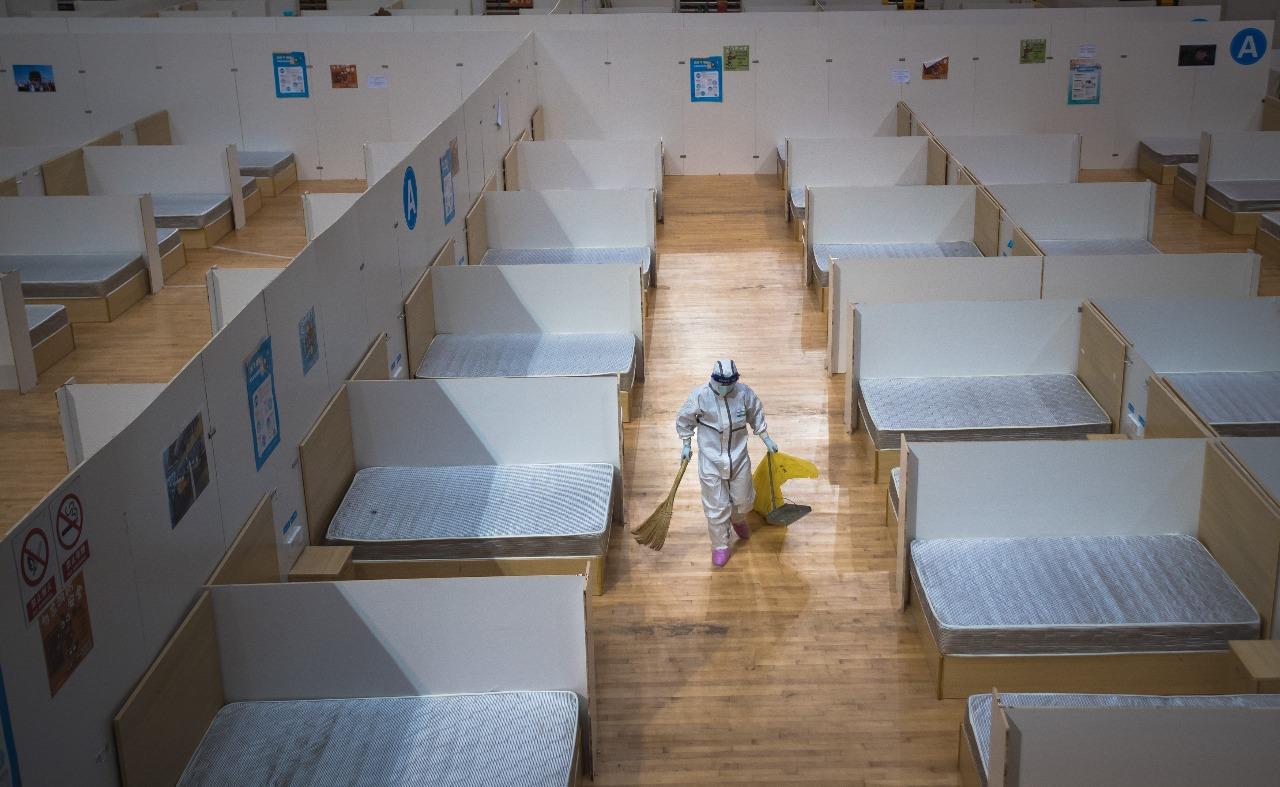 الصين تغلق 11 مستشفى مؤقتا لعلاج كورونا
