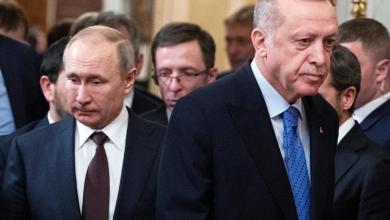 """موسكو..""""إحراج"""" لأردوغان قبيل اللقاء مع الرئيس الروسي فلاديمير بوتن"""