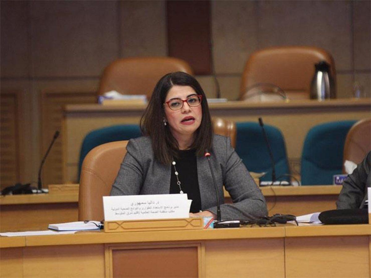 الدكتورة داليا سمهوري