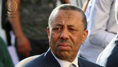 """""""عبدالله الثني"""" رئيس الحكومة الليبية"""