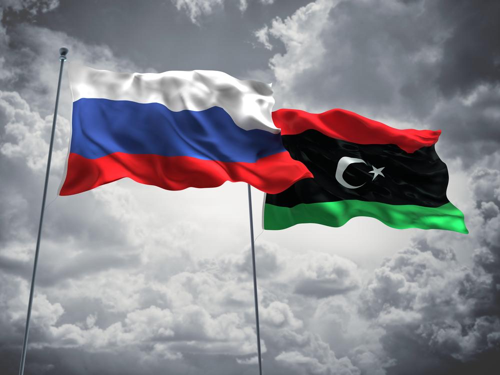 ليبيا - روسيا