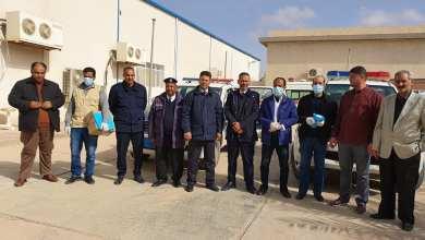 لجنة الطوارىء الصحية في بني وليد تنتقد تصرف صحة الوفاق بإعلانها عزل حالة من بني وليد مشتبه بإصابتها