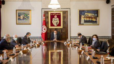 اجتماع الحكومة التونسية