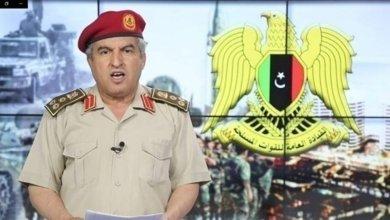العميد خالد المحجوب مدير إدارة التوجيه المعنوي بالجيش الوطني